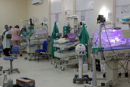 Resultado de imagem para Estado fecha oito leitos de UTI neonatal