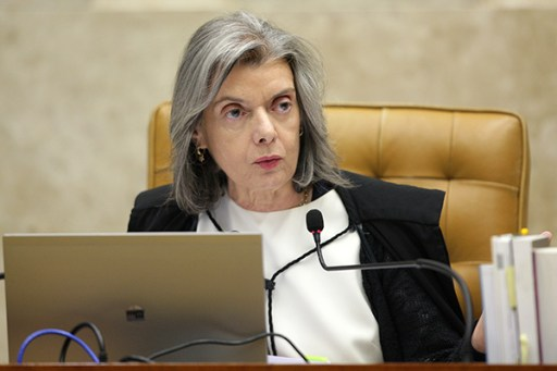A decisão de Cármen Lúcia concede parcialmente tutela provisória em  ação para suspender os efeitos da inscrição do estado no Siconv
