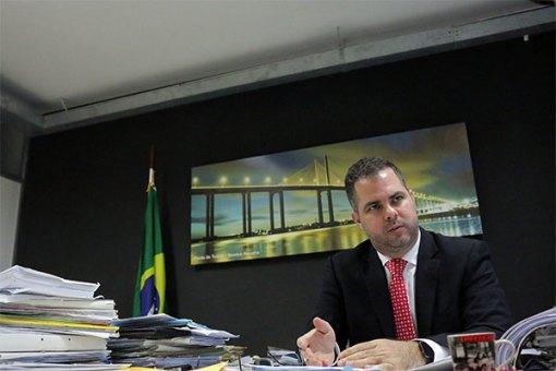 Cristiano Feitosa explicou que medida está em fase de análise e não está certo que seja adotada