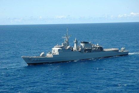 Fragata Independência será aberta ao público para visitação
