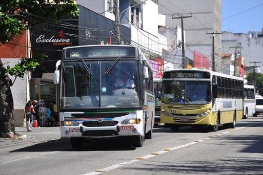 Empresários do setor de transporte urbano, em Natal, reivindicam reajuste de 11,9% na passagem de ônibus, que hoje é R$ 3,35