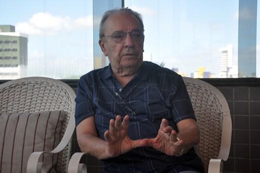 Ex-senador e ex-governador, Geraldo Melo afirma que candidatura não está confirmada, mas tem conversado sobre o Estado
