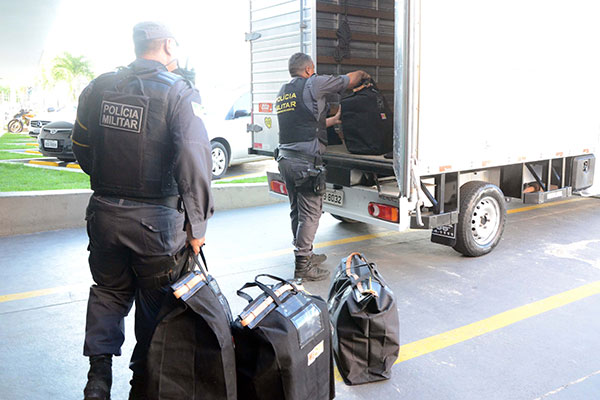 Operação do Ministério Público Dama de Espadas foi deflagrada em agosto de 2015 e recolheu documentos na Assembleia Legislativa