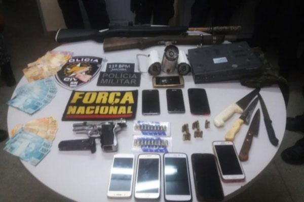 Resultado de imagem para operação combate facções criminosas e cumpre mandados em macaíba
