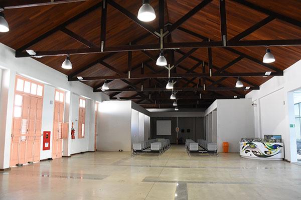 A entrada do Terminal de passageiros do Porto de Natal será um dos locais ocupados durante o Natal Fest Gourmet. A programação tem início ao cair da tarde, para o público aproveitar o pôr do sol e a lua cheia no dia 23