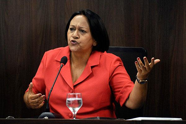 Fátima Bezerra vai participar das articulações em Brasília