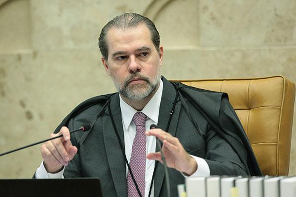 Dias Toffoli afirma que magistrados devem preservar a autoridade