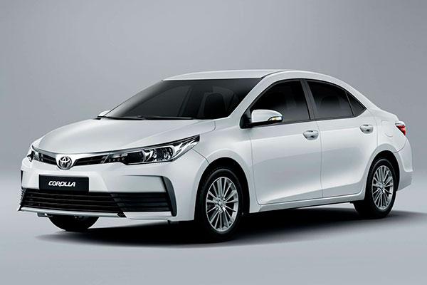 O automóvel sedã Corolla se tornou, ao longo do tempo, uma referência de qualidade, desempenho e economia