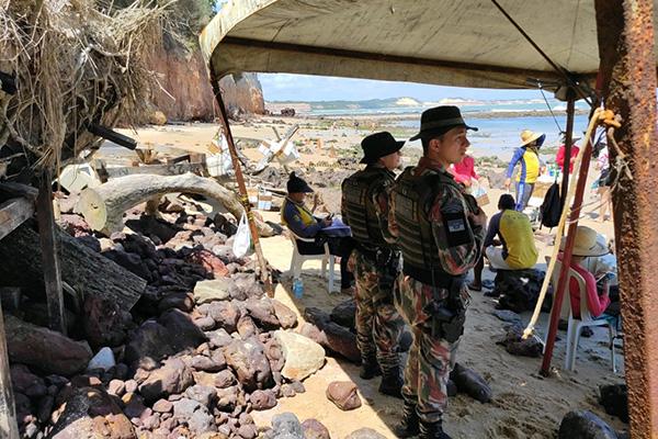 Após acidente que vitimou família no mês de novembro, Governo do Estado e Prefeitura de Tibau do Sul reforçaram fiscalização