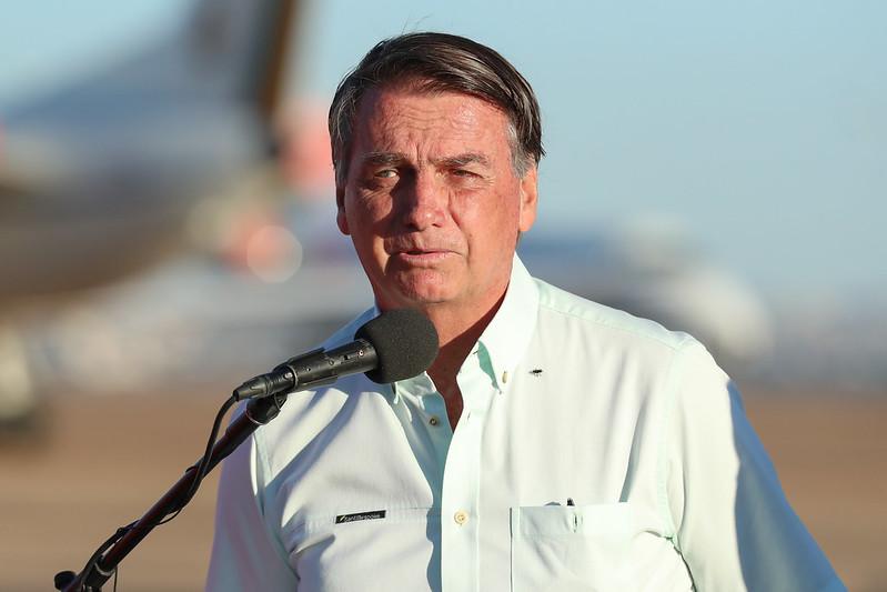 Bolsonaro in commitment this weekend