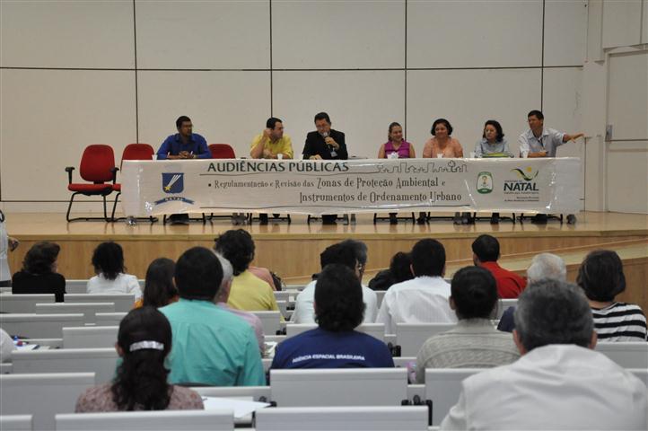 Audiência Pública sobre a ocupação das ZPAs 6 e 10