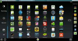 Bluestacks player