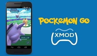 Download Xmodgames para Pokemon GO no IOS 5