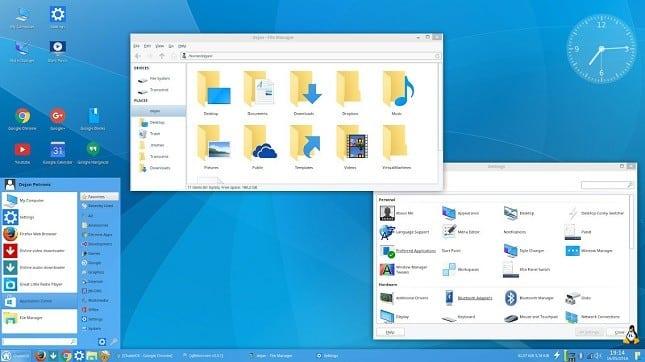 4 melhores distros Linux para usuários que veio do Windows 1