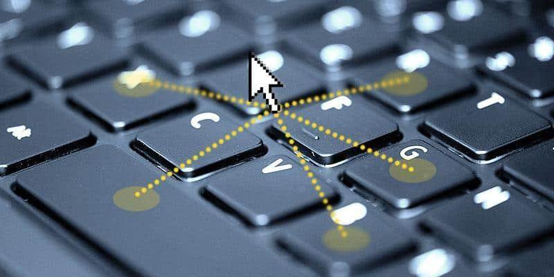 Como mover o cursor do mouse com o teclado no Windows 24