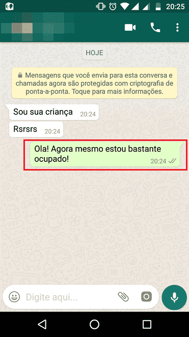 Saiba como habilitar respostas automáticas no WhatsApp 6