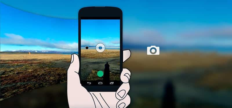 Aplicativo para tirar fotos em 360 graus e postar no Facebook 1