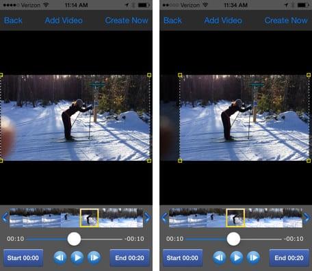 Top 5 aplicativos de edição de vídeo para o seu iPhone 3