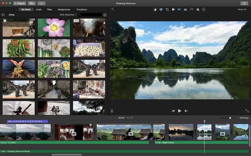 Aplicativos para edição de vídeo