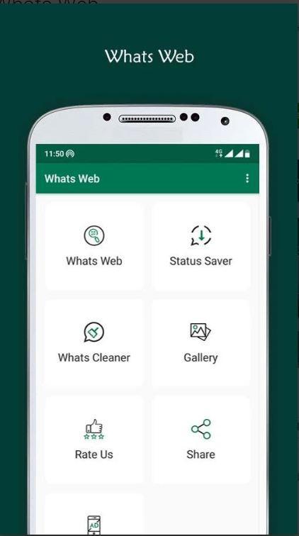 Aplicativo para Clonar WhatsApp rápido e sem número 2