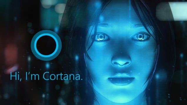 Cortana no windows