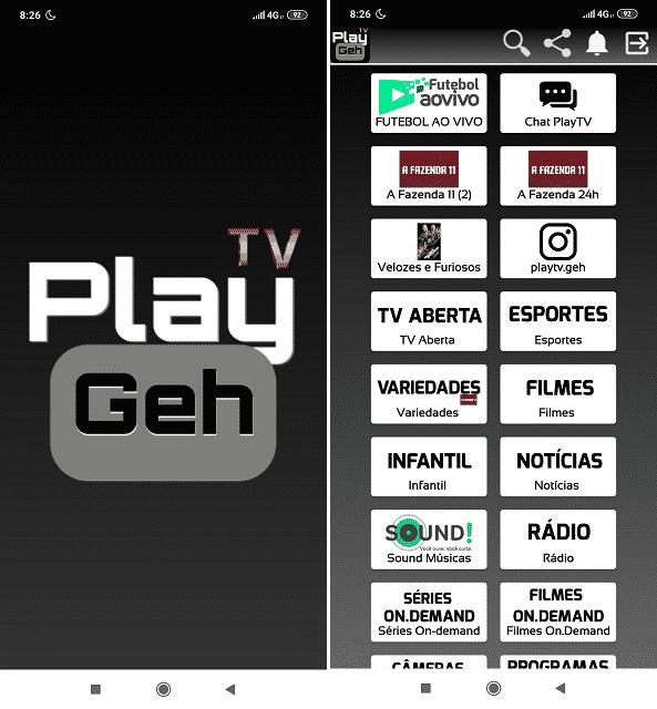 PlayTV GEH APK 3.0 - Melhor App Para Assistir Futebol 2019 3