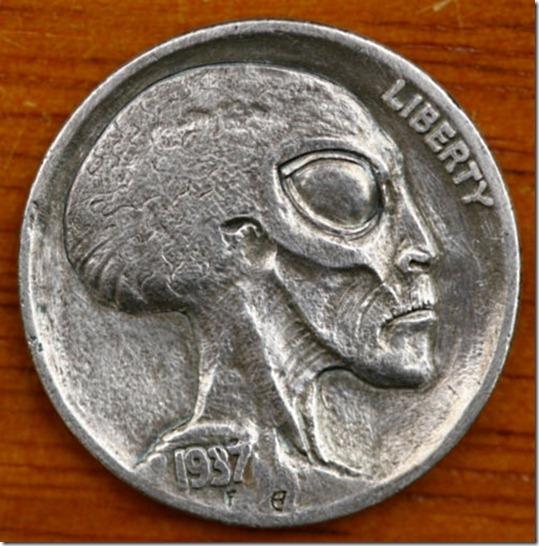 moeda extraterrestre thumb Estas moedas extraterrestres são deste mundo