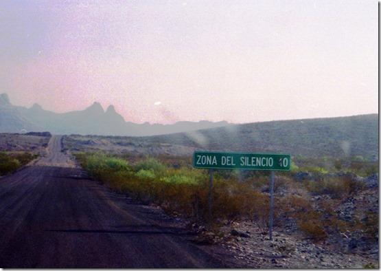 zona do silencio 2 thumb Os mistérios da Zona del Silencio (Zona do Silêncio) no México