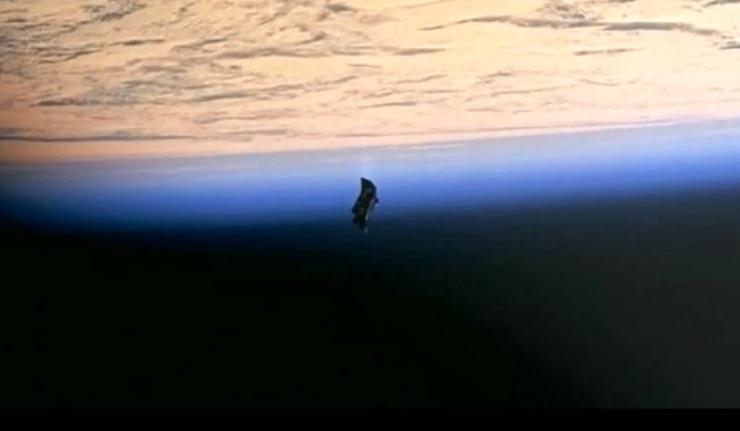 Black Knight, o satélite alienígena de 13 mil anos que