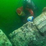 Templo antigo encontrado em 'Atlântida Egípcia'