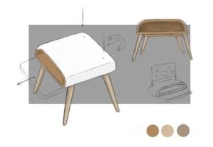 Desenho final do projeto.