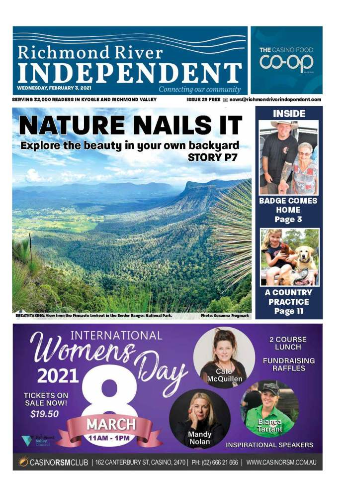 Richmond River Independent 3 February 2021