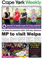 Cape York Weekly 1 March 2021