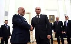 Abadi dan Putin