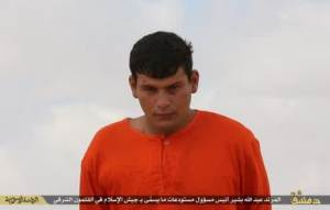 ARN00120040015113172_ISIS_Eksekusi_Pimpinan_Jaish_Al_Islam