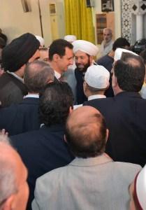 Idul Fitri di Damaskus