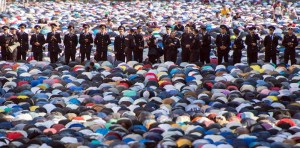 Sholat Idul Fitri di Rusia