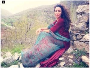 002-wanita-cantik-ini-demi-bantu-Pengungsi-Yazidi