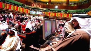bursa saham saudi