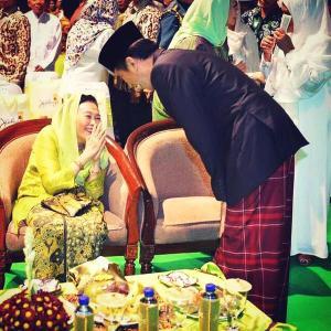 Jokowi-Sinta