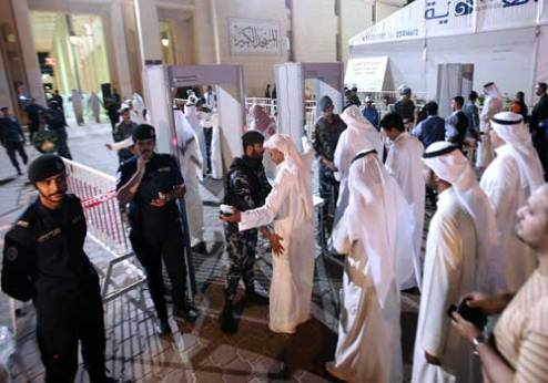 Kuwait-Perketat-Keamanan-Masjid
