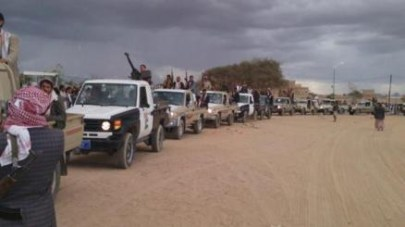 Militer Yaman memasuki distrik Abha, Arab Saudi
