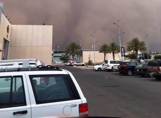 Badai Pasir Makkah