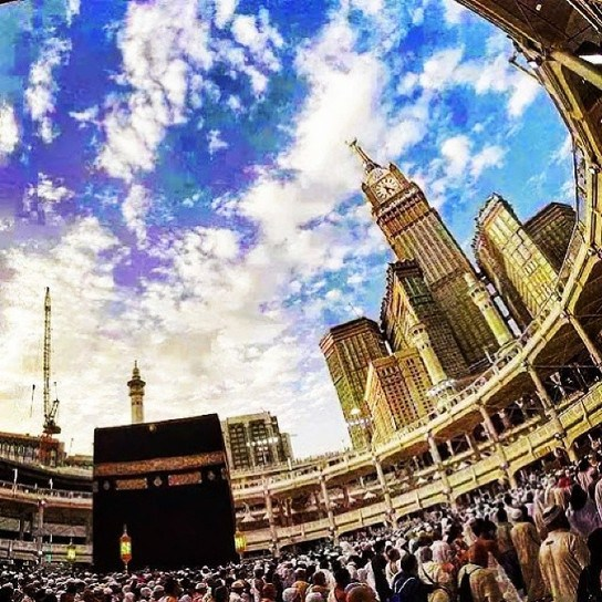 Ka'bah Mekkah