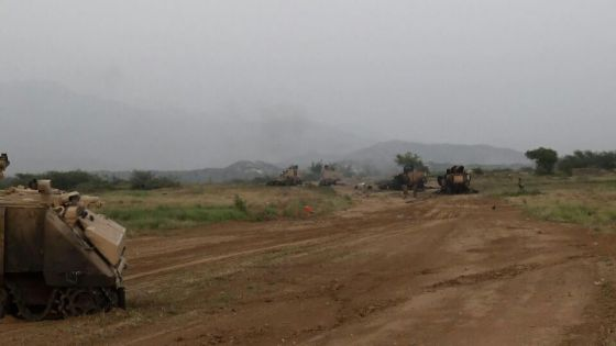 Tank-Saudi-Hancur