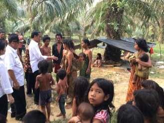 Jokowi dan Suku Anak dalam Jambi 4