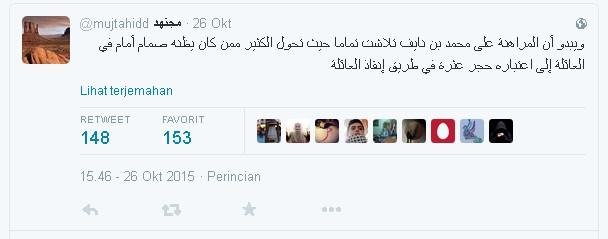 tweet-mujtahid