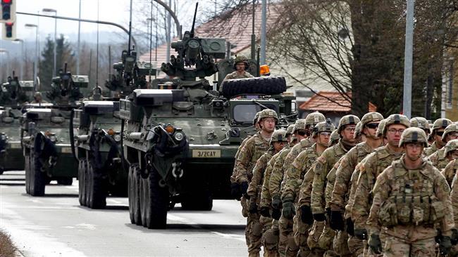 Pasukan-AS-Di-Eropa-Timur