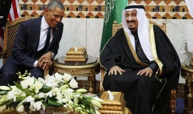 Raja Salman Bertemu Obama @Foto_Republika