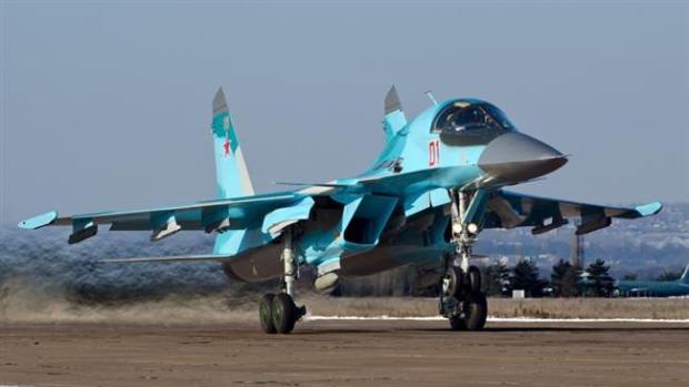 Rusia-Sukhoi-Su-34